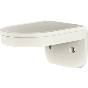 Hanwha Techwin Wall Mount for Network Camera - Ivory