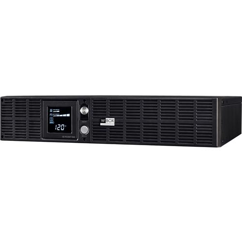 W Box 0E-RCKMT1500 1500VA Rack/Tower UPS