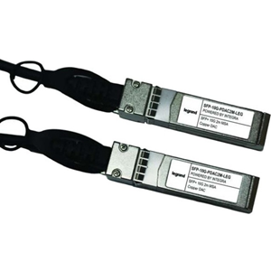 Twinaxial for Network Device - 1.25 GB/s - 6.6 ft - 1 x SFP+ Network - 1 x SFP+ Network - TAA Compliant