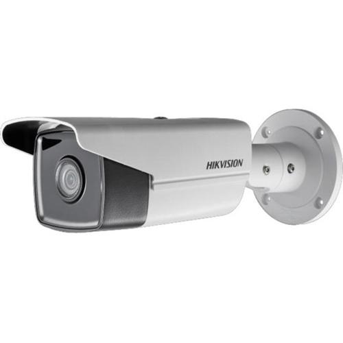 Hikvision EasyIP 3.0 DS-2CD2T45FWD-I5 4 Megapixel Network Camera - Bullet