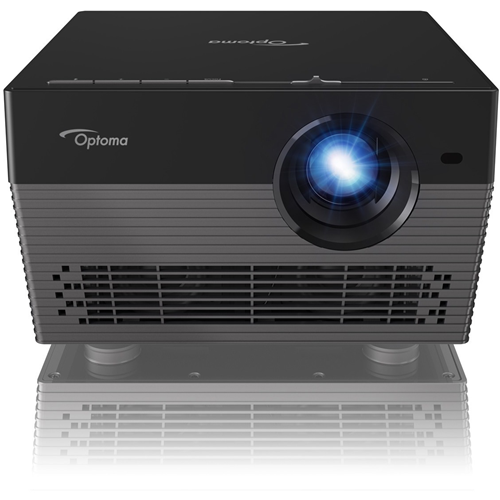4K UHD PROJECTOR-Optoma Uhl55 Uhl55 4k Uhd Portable Projector With Alexa(r) & Google Assistant(tm) Compatibility