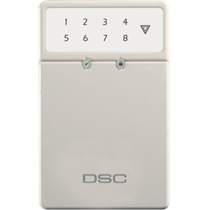 8 Z 5511 LED Keypad