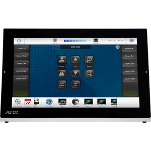 MT-1002,10 Modero Tabletop Touch Panel