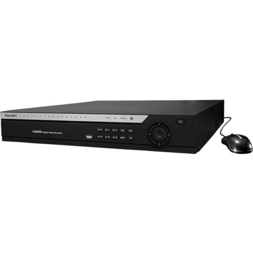 2TB, 32CH 2.1MP USING BNC INPUTS, UP TO 6MP