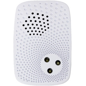 Z-WAVE PLUS PLUG IN SIREN WITH BACKUP BATTERY