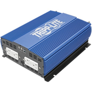 3000W COMPACT POWER INVERTER MOBILE PORTABLE 4 OUTLET 2 USB PORT