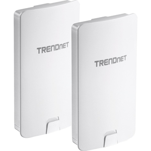 TRENDnet?s 14 dBi WiFi AC867 Outdoor PoE Preconfigured Point-to-Point Bridge Kit, model TEW-840APBO2K, provides long-range wireless AC867 point-to-point connectivity.This preconfigured outdoor WiFi bridge kit provides installers the simplest way to create