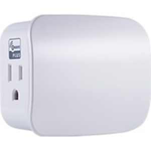 Honeywell Home Plug-in Switch/Dual Outlet