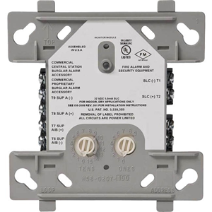 TWO WIRE MONITOR MODULE
