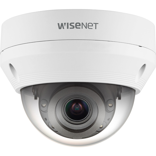 Wisenet QNV-8080R 5 Megapixel Network Camera - Dome