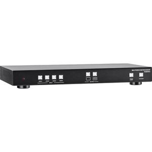 KanexPro 4K Quad Multiview 4X1 KVM Switch