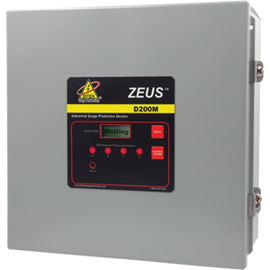 200KA/PHASE SURGE PROTECTIVE DEVICE,120/240 V AC