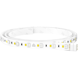 Kasa Smart Light Strip Extension, Multicolor KL430E Endless Lighting Effects; Pick from dozens of animated lighting effects from soothing Raindrop to the dazzling Rainbow. 16 Different Color Zones; Your 80''(6.6 ft) light strip features 16 different zones