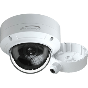 Speco O4D6 4 Megapixel Network Camera - Dome