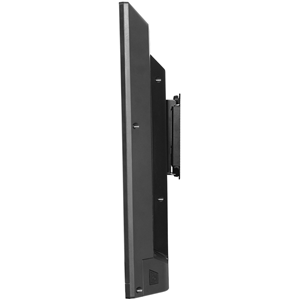 """""""Universal Flat Wall Mounts For 10"""""""" to 40"""""""" Screens (Black) Fits virtually any 10""""""""-40"""""""" flat-panel screen Mounts to a single wood stud, concrete, cinder block or metal stud with metal stud fasteners Ultra-slim design holds screen less than 1"""""""" from t"""