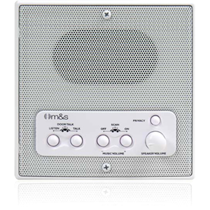 M & S Systems DMC1RW Weather-Resistant Remote Station Speaker