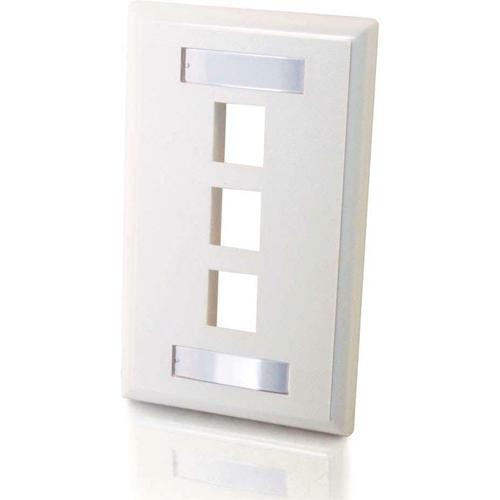 C2G (03412) Faceplate & Mounting Box