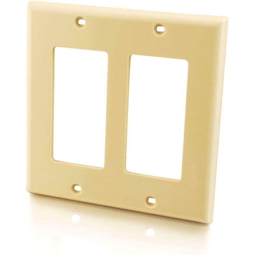 C2G (03726) Faceplate & Mounting Box