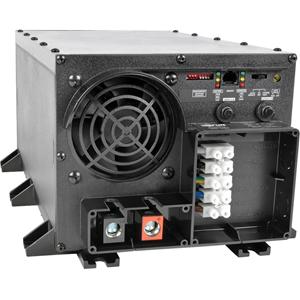 Tripp Lite PowerVerter APSINT2424 - DC to AC power inverter + battery charger ( external ) - 24 V - 2.4 kW