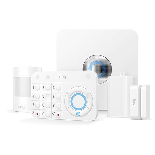 ALARM KIT-HUB,KEYPAD,CONTACT,MOTION,EXTENDER