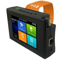 4.0' HD-TVI NTWK WRIST STRAP TSTR,TVI & ANLG COMP