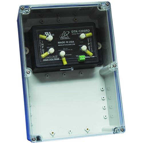 PROTECTS 120VAC POWER (120SRD) IN A NEMA 4X