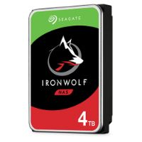 4TB IRONWOLF NETWORK STORAGE NAS HARD DRIVE
