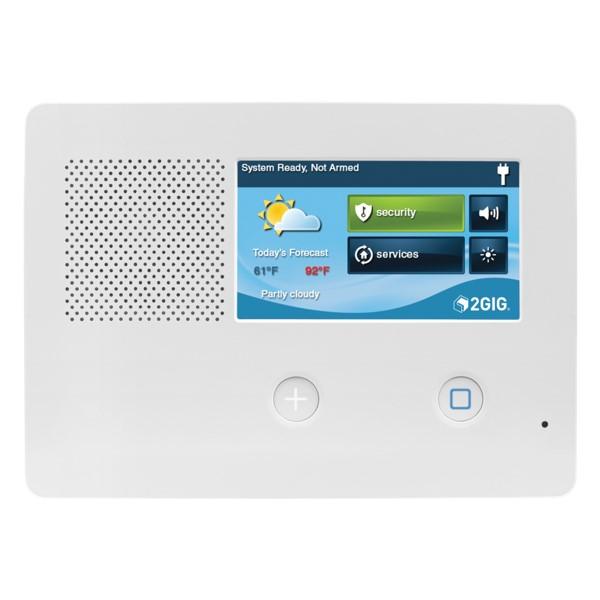 2GIG eSeries GC2E Burglar Alarm Control Panel