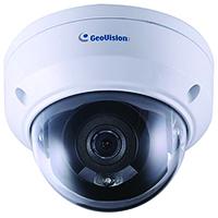 GeoVision GV-TDR4700 4 Megapixel Network Camera - Dome