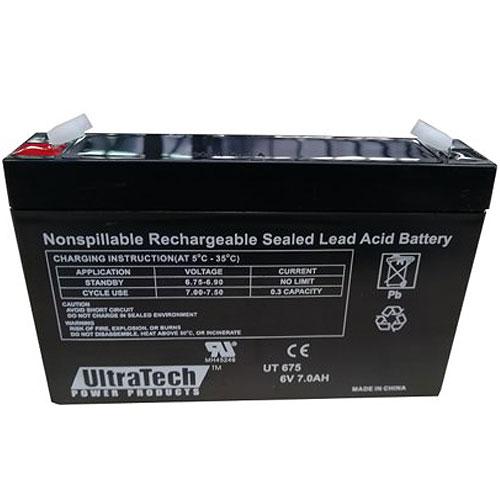 Ultratech UT675 General Purpose Battery