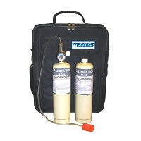 Hydrogen Cal Gas Kit