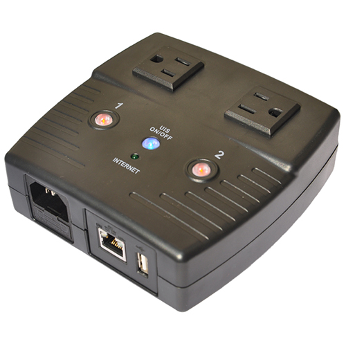 IP POWER STONE 4000 AC REBOOTER 40 MBPS