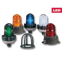 FS LED, HAZ LOC, 24V, CLEAR