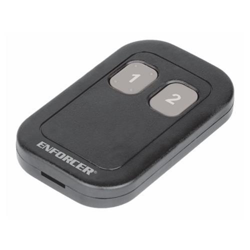 315MHz 2-Button, 3-Channel Handheld RF Transmitter