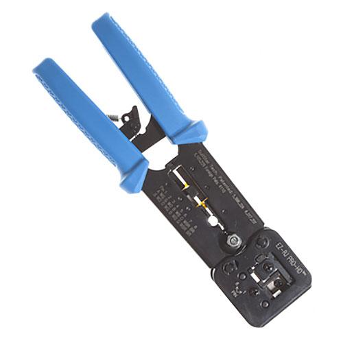 Platinum Tools 100054C EZ-RJ PRO HD Crimp Tool
