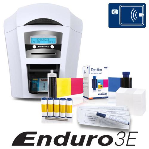 ENDURO3E SINGLE SMART ENCODERPRINTER BUNDLE