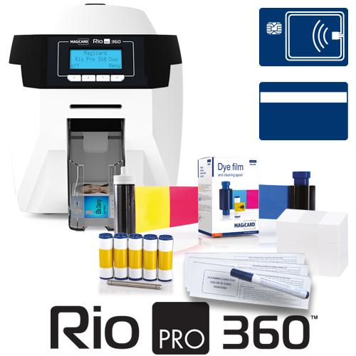 RIO PRO 360 DOUBLEMAGNETICSMART ENCODERPRINTBUND