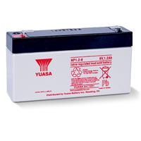 Yuasa NP1.2-6 General Purpose Battery