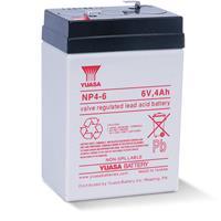 Yuasa NP4-6 General Purpose Battery
