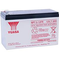 Yuasa NP7.5-12FR General Purpose Battery