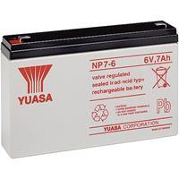 Yuasa NP7-6 General Purpose Battery
