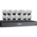 16CH DVR, 4TB, 12X5MP EYBL KIT