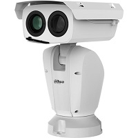 2mp Outdoor Hybrid Network PTZ Camera W/Heater, 100mm Thermal Lens