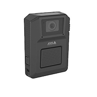 Axis W100 Body Worn Camera - 1080p