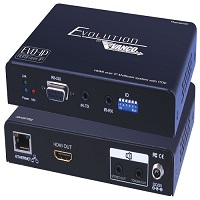 Receiver HDMI Over Ip