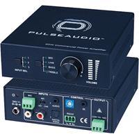 Amplifier 40w 70v W/Mic Input