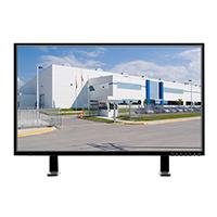 """W Box 0E-28LED4K2 28"""" 4K UHD LED LCD Monitor - 16:9 - Matte Black"""