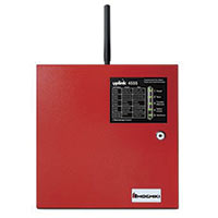 Uplink 4555PF 4-Zone Fire Panel with Built-In Primary GSM Cellular Communicator