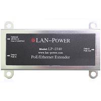 Lan Power LP-2340 PoE and Ethernet Data Segment Extender, Internal